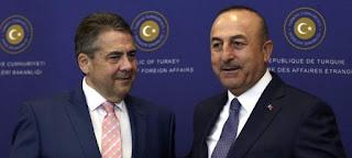 Γερμανο–Τουρκικές σχέσεις: Υποσχέσεις εκατέρωθεν…