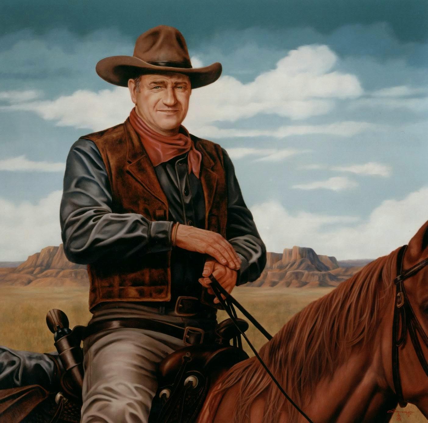 Bilder John Wayne