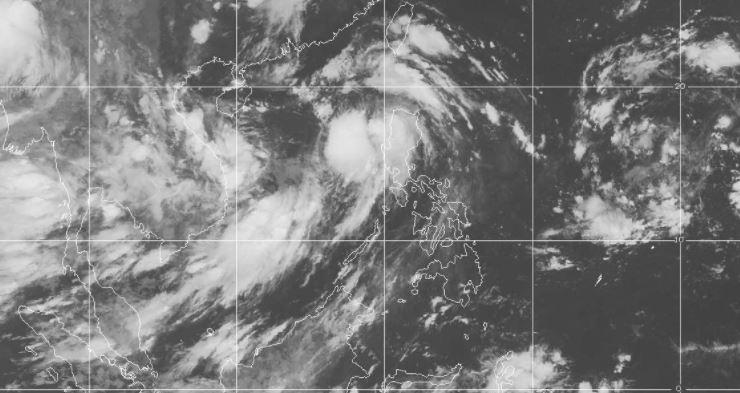 'Bagyong Jolina' PAGASA weather update August 26, 2017