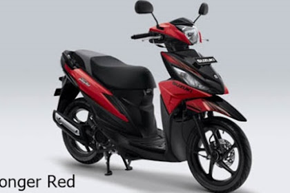 Harga, Spesifikasi dan Warna Suzuki Address Playful 2017