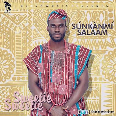 Multi talented singer/photographer, Sunkanmi Salaam debuts with beautiful song 'sweetie sweetie'