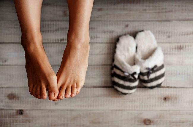 cara mengatasi kaki dingin