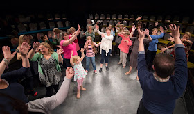 Opera for All - Margate Community workshop - photo Sim Canetty-Clarke