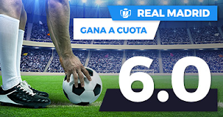 Paston Megacuota Copa del Rey: Leganes vs Real Madrid 18 enero