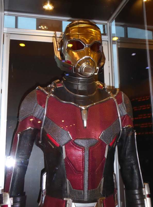 Ant-Man costume Captain America Civil War