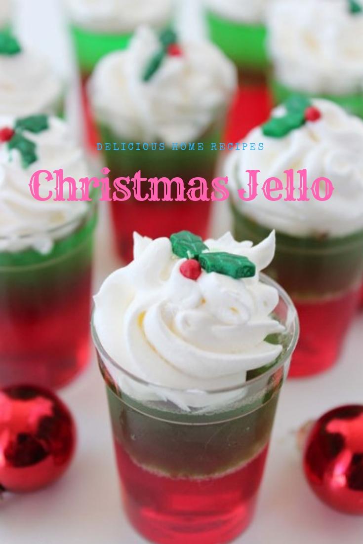 Christmas Jello Recipes.Christmas Jello Christmas Drink Delicious Home Recipes