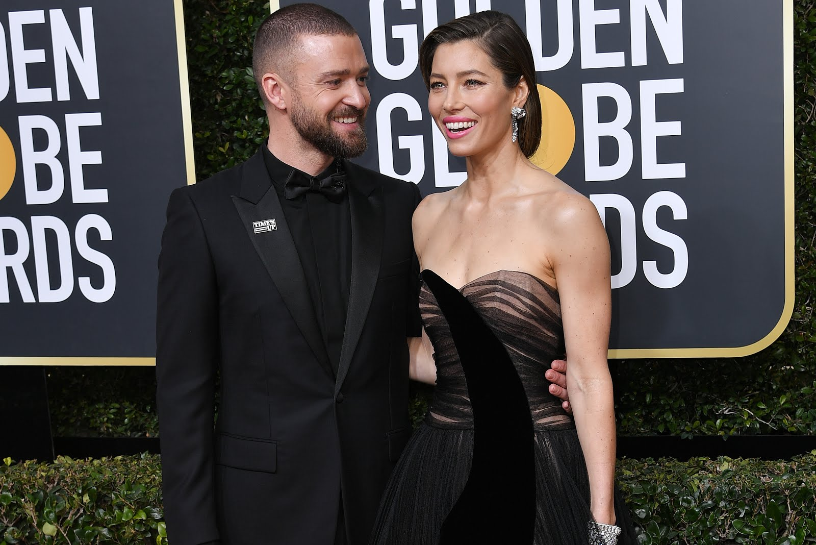 "Best Dressed ""Golden Globes 2018"""
