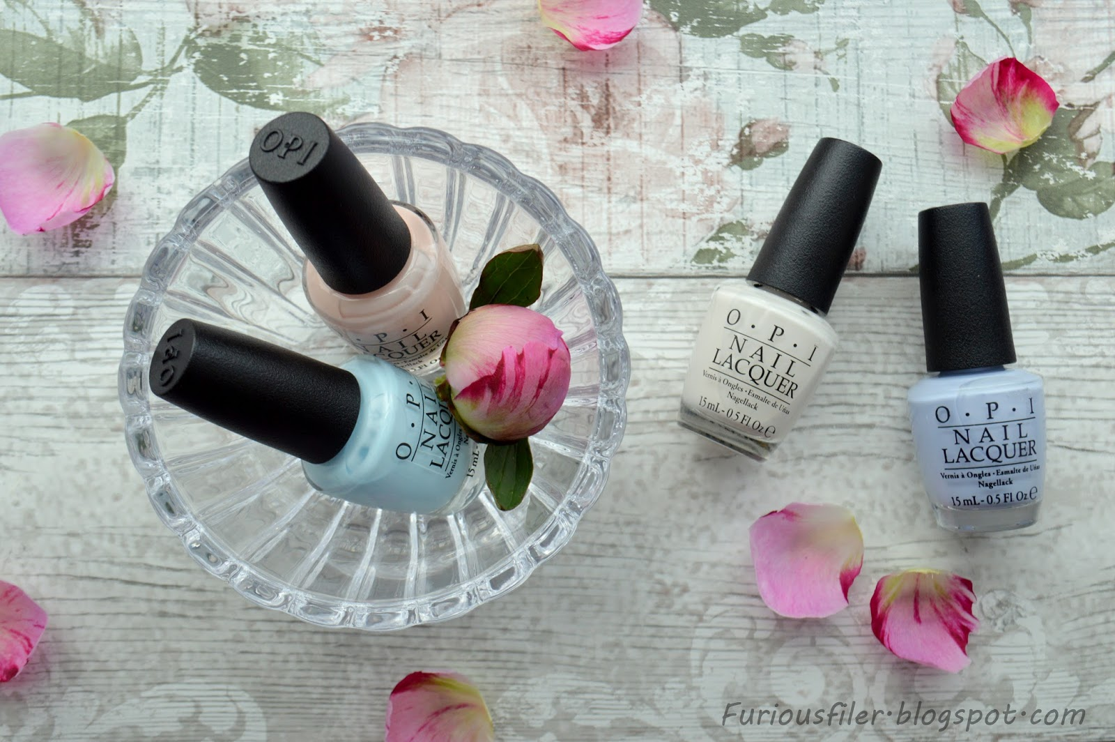 opi softshades pastels review furious filer delicate swatches