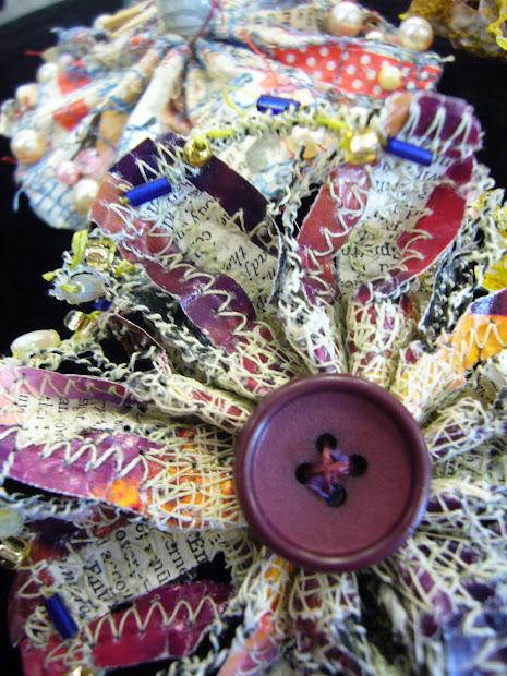 Jill Flower Textile Artist