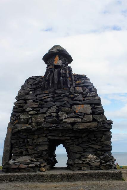 פסל הסאגה של בארדאר