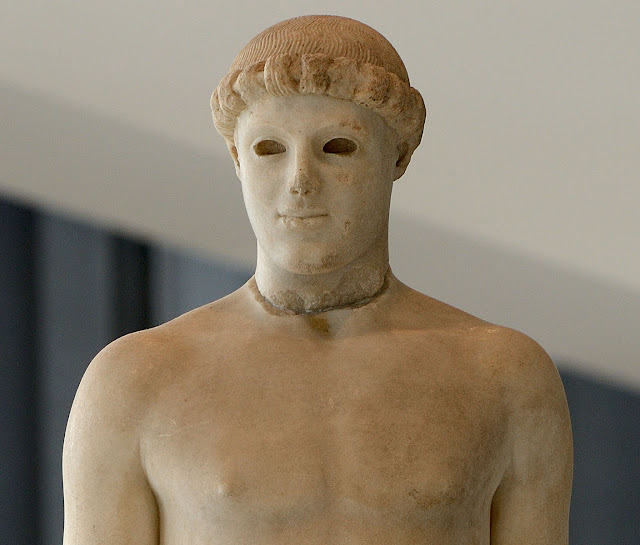 Kritios Boy Acropolis Museum, Athens, Greece