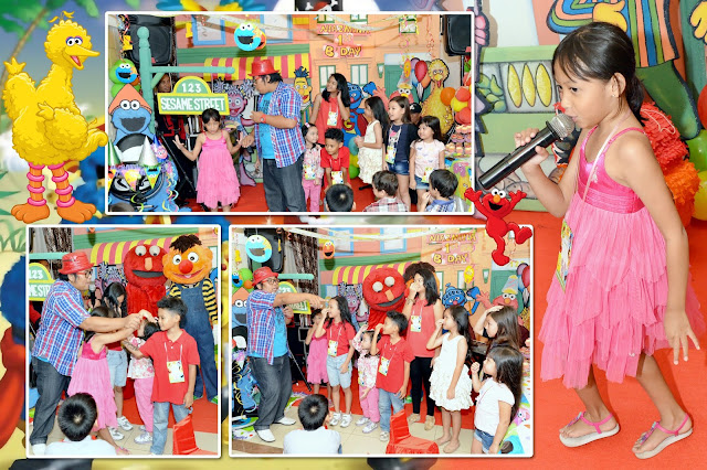 Kids Birthday party (Pesta ulang tahun anak)
