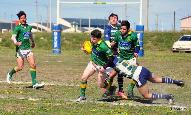 Río Grande y Águilas sacaron el pase a semifinales