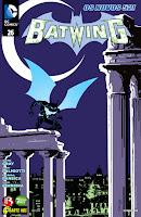 Os Novos 52! Batwing #26