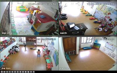Lắp đặt camera giá rẻ cho trường học