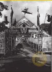 Foto gang dukuh pekalongan, terletak di sebelah utara sd pius Jaman Dulu