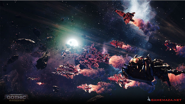 Battlefleet Gothic Armada Gameplay Screenshot 5