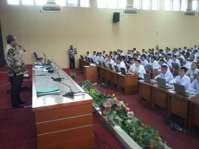 Sekda Ogan Ilir H Herman: Tunjukkan Kemampuan, Baik Secara Akademis Maupun Intelektual