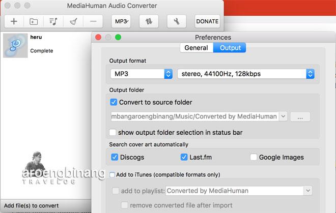 konversi opus ke mp33 gratis mac