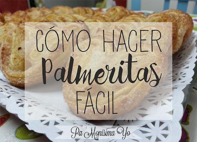 Hacer Palmeritas