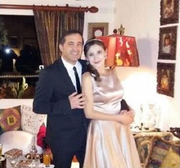 Maria Delgado y su Esposo
