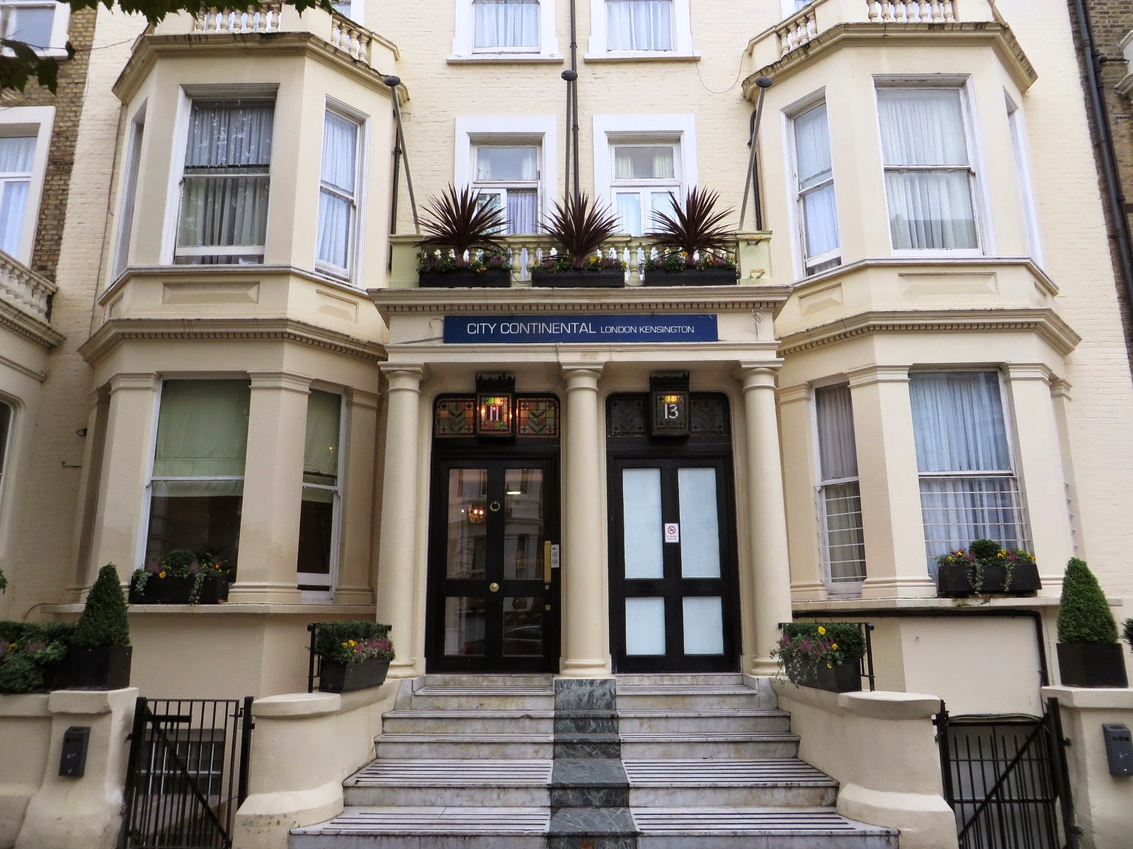 City Hotel Continental Kensington