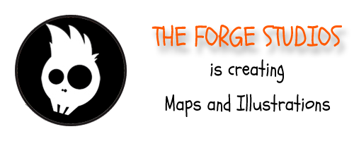 The Forge Studios is creating Maps and Illustrations