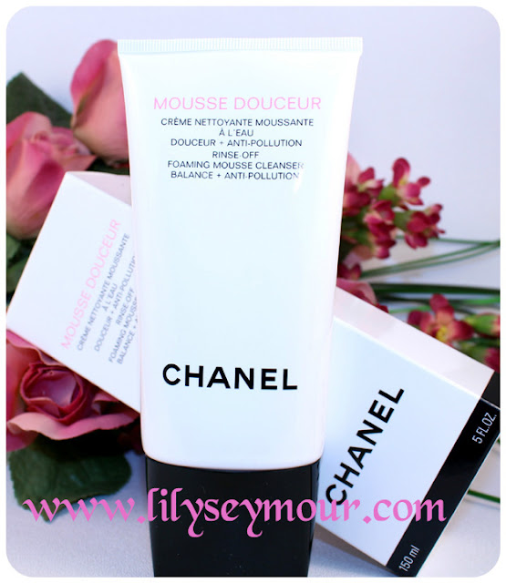 Chanel Mousse Douceur Foaming Mousse Cleanser