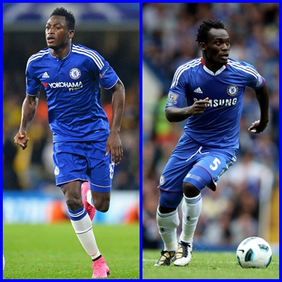 pemain Chelsea asal Ghana