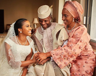 vice-president-yemi-osibanjo-and-his-daughter-and-wife
