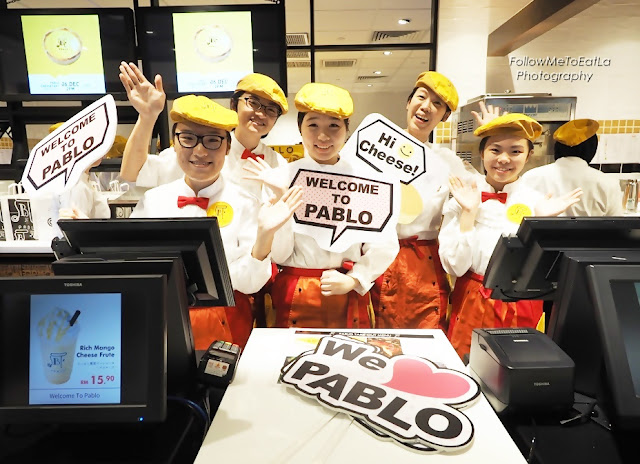 Welcome To Pablo Malaysia