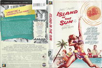 ORDER ISLAND IN THE SUN starring JOAN with JAMES MASON JOAN FONTAINE  & HARRY BELAFONTE!