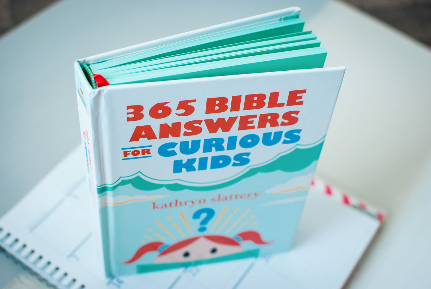 365 Bible Answers For Curious Kids Devotional Book