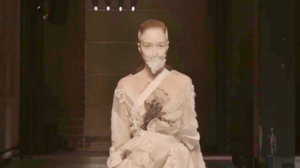 Masha Ma respiratory face mask