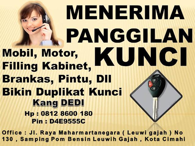 Ahli Kunci Bandung Dan Duplikat Kunci Bandung