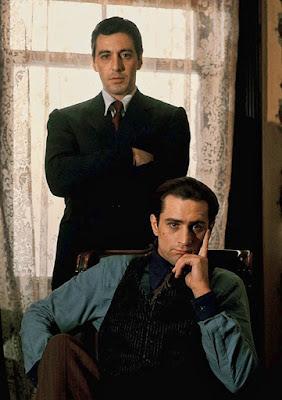 The Godfather Part 2 Al Pacino Robert De Niro