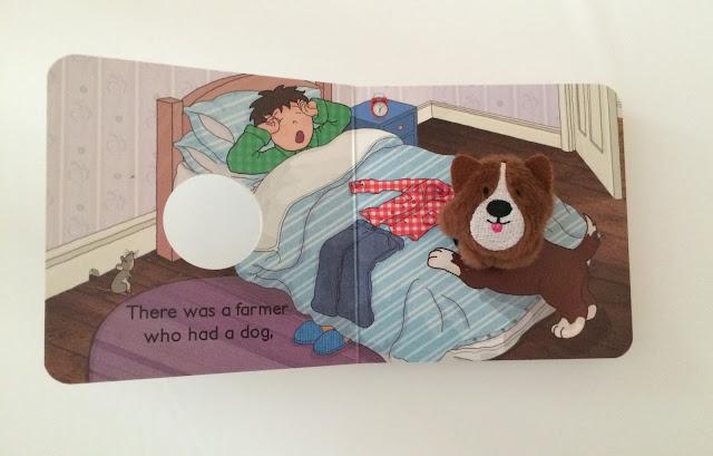 inside the BIngo baby book