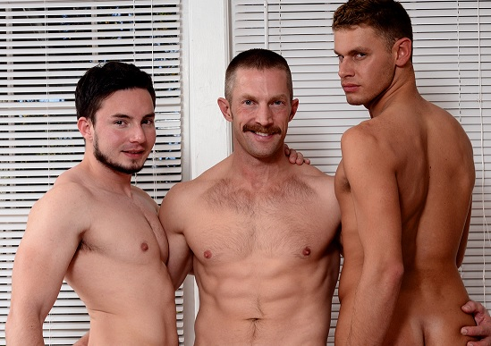 Brilliant rules for gay threesomes can