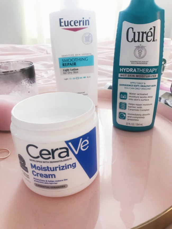 Skincare Routine For Eczema