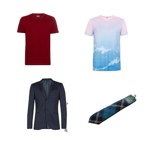 Make over my boyfriends wardrobe | Fashion