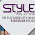 Bảng giá quảng cáo tạp chí STYLE