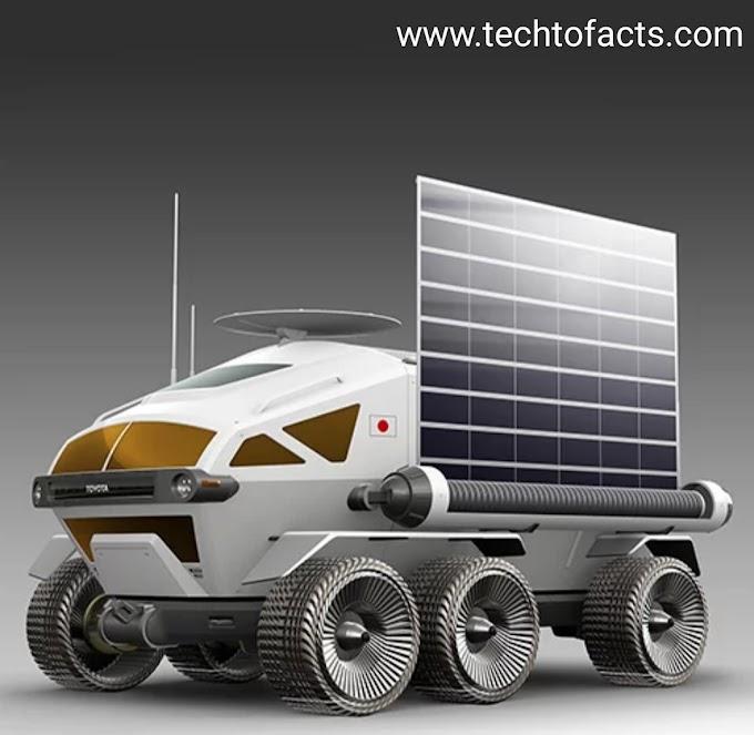 Toyota Jaxa Luna Rover
