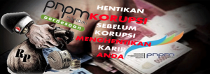 PNPM Mandiri Perdesaan Tak Henti Perangi Korupsi