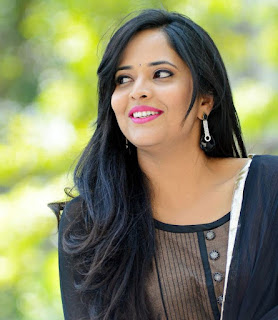 Anasuya Role Revealed in Rangasthalam Movie