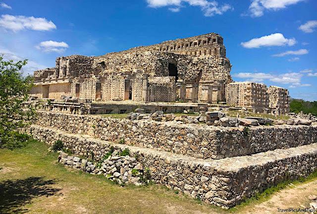 Uxmal et les sites de la Ruta Puuc, Yucatan, Mexique