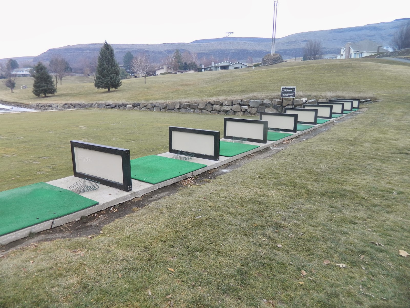 Lgcc Golf Maintenance Range Tee Dividers