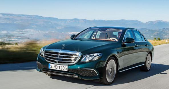Giá xe ô tô Mercedes Benz