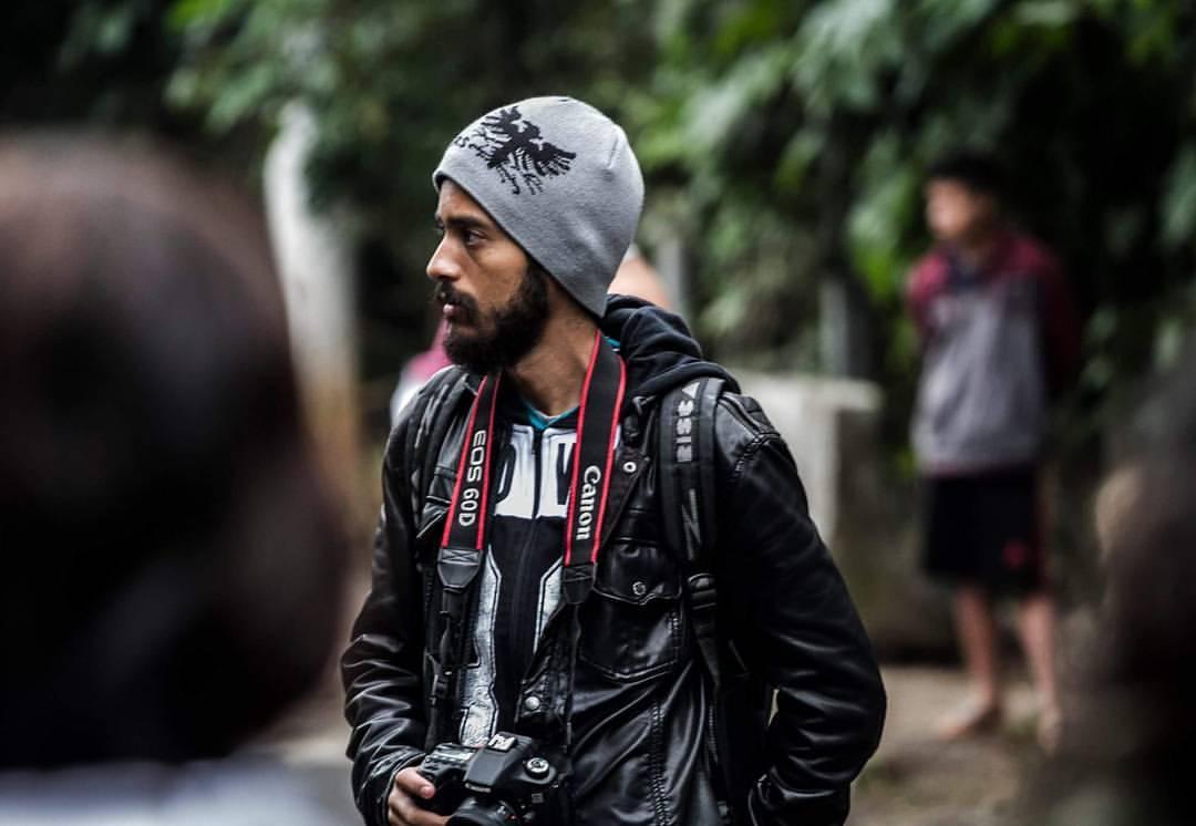 Thiago Carvalho tem se destacado como documentarista em grandes portais da Internet. Foto: acervo Thiago Carvalho
