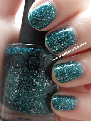 Modi Glam Nails nail polish no. 14 - Deep sea treasure