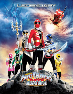 Power Rangers Super Megaforce Episode 01-20 [END] MP4 Subtitle Indonesia